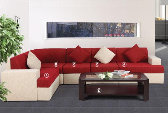 Salon lounge suite ki u imposing angle for A new angle salon