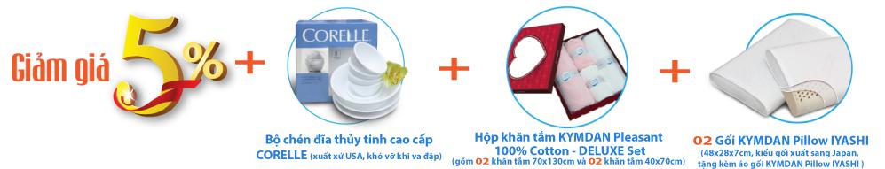Nệm Kymdan giá cực tốt free ship TPHCM, Hà Nội, Bến Tre, Đà Nẵng, Cần Thơ, Nha Trang, An Giang. - 11