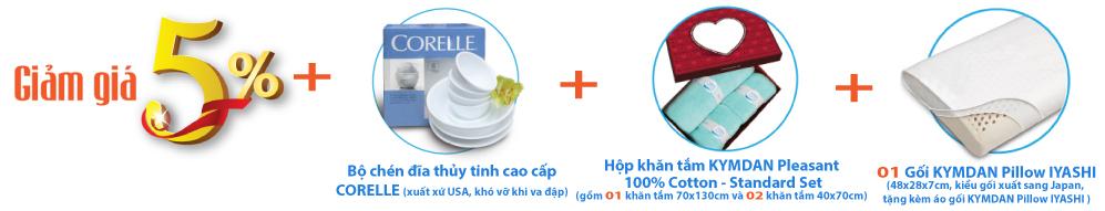 Nệm Kymdan giá cực tốt free ship TPHCM, Hà Nội, Bến Tre, Đà Nẵng, Cần Thơ, Nha Trang, An Giang. - 10